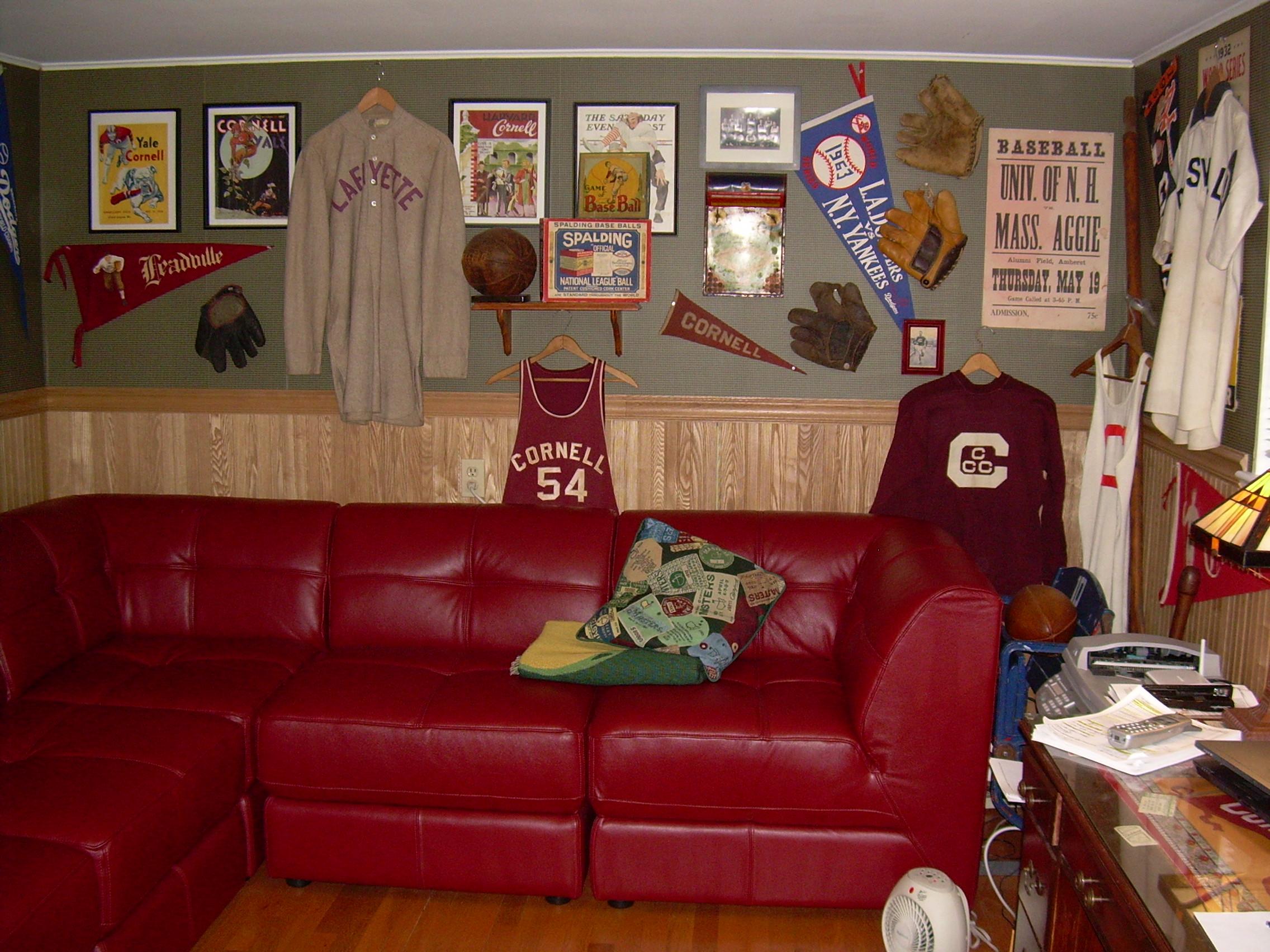 Recent Memorabilia Room
