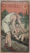 1905 Bristow Adams Cornell Rowing Poster