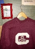 1915 Cornell Cross Country Jersey