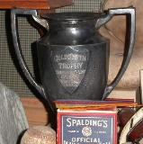 GoldSmith Baseball Loving Cup