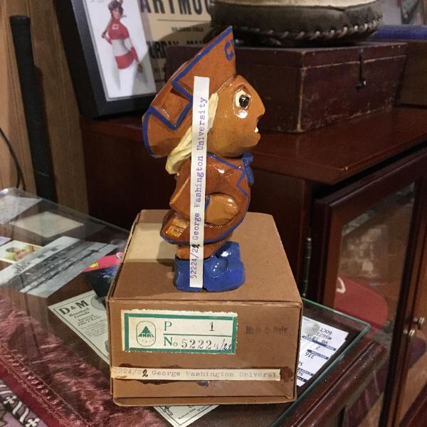 Cover Letter Examples Tamu: C.1950 Anri Hand Carved Wood College Mascots