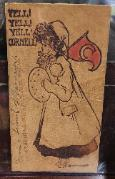 1907 Cornell Leather Postcard